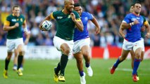 RWC Re:LIVE - Pietersen gets Springboks' first try