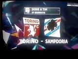 Torino - Sampdoria 2 - 0 4à giornata serie A 20/09/2015