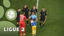 Valenciennes FC - Tours FC (0-0)  - Résumé - (VAFC-TOURS) / 2015-16