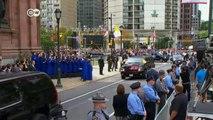 Philadelphia welcomes Pope Francis   DW News