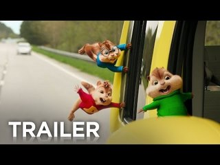 Alvin and the Chipmunks: The Road Chip | Official Trailer [HD]