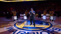 "E-40 ""Tell Me When To Go"" & ""Choices (Yup)"" Live @ NBA ""Finals"" (Game 1), Oracle Arena, Oakland, CA, 06-04-2015"