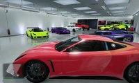GTA 5 Online - Next Gen Modded 3 Car Garage Showcase Vol 7.1