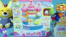 Pororo et la moitié de bébé de la gamme de produits de crème glacée à la collection de jouets Pororo & Bébé Phoque Maison des jouets