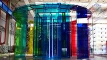 Saint-Gobain 350 Pavilions / Pavillons Saint-Gobain 350