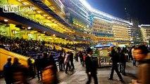 Hong-Kong Happy Valley Race-Course. Michael Palin tribute!