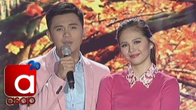 ASAP: Kapamilya Loveteams spread kilig on ASAP stage