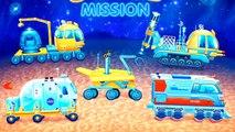 Çizgi Film - Uzay Araçları - Keşif robotu ( Spirit Rover ) 精神ローバー - 精神
