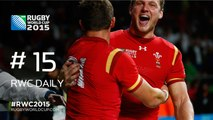 RWC Daily: Wales' incredible victory over hosts England
