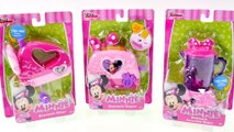 Minnie Mouse Bowtastic Appliances! Smoothie Maker, Toaster & Mixer Play Doh Meal Making Toys