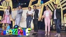 "It's Showtime: Kapamilya loveteams sing ""Kailan/Sa Isang Sulyap/Buko"" on 'Showtime Kapamilya Day'"
