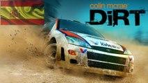 Dirt Gameplay Espagne Playstation 3 Xbox 360 2012