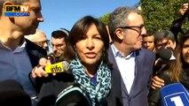 """Hidalgo lance la journée """"Paris sans voiture"""" des Champs-Elysées"""