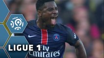 But Serge AURIER (90ème +1) / FC Nantes - Paris Saint-Germain (1-4) - (FCN - PARIS) / 2015-16