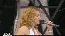 Madonna - Ray Of Light - Live 8 - 2005 -