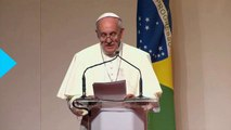 Pope Meets With Sex-abuse Victims, Promises Accountability