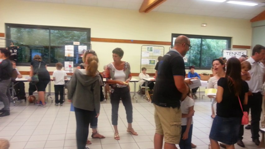 Forum des associations - Saint Blaise du Buis - 4/09/2015