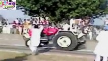Amazing Spinning Tractor Stunt in INDIA You Cant Believe MUST WATCH