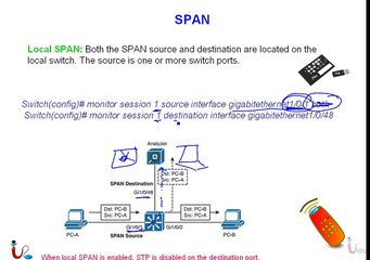 CCNP 300-115 Switch  Lecture 3