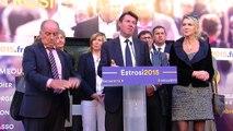 """D!CI TV : Quand Christian Estrosi compare les voyous aux """"barbares"""" à #Gap #regionales #paca"""