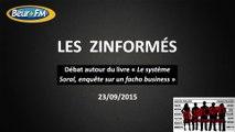 """Beur FM - Débat autour du livre """"Le système Soral, enquête sur un facho business"""""""
