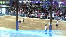 Finale double, Sport Boules, Mondial Seniors, Rijeka 2015