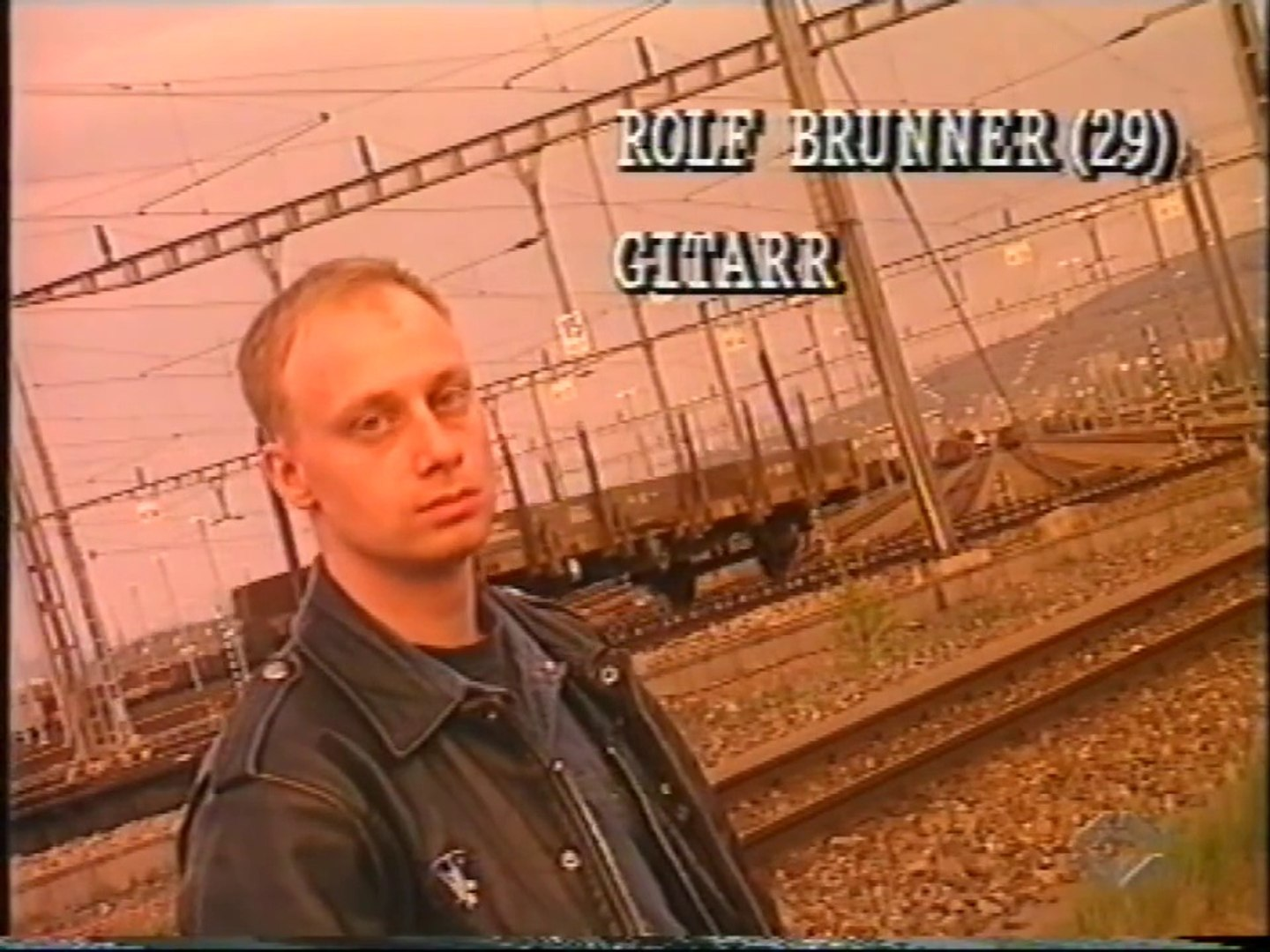 Bloodstar interview (Swiss TV 1993)