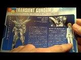 Unboxing: 1/144 HGBF Transient Gundam
