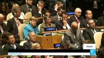 Dans les coulisses de l'Assemblée générale de l'ONU à New York