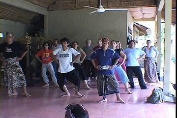 Cudamani Summer Institute Dance and Gamelan
