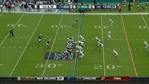 Tyrod Taylor Throws to Charles Clay for a 25-Yard TD _ Bills vs. Dolphins _ NFL