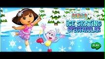 Dora's Ice Skating Spectacular Game   New Game Dora's Ice Skating Spectacular Game