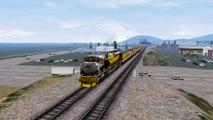 Train Simulator 2015 EMD SD70 ACe Diesel Locomotive COLORADO SKI TRAIN Castle Rock Railroad