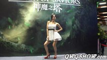 Chinese Hot Bikini Girls Stage Dance - Show Time Dancer - Qwqshow 2015 (5)