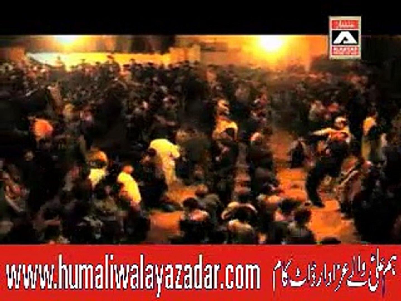 Mede Hath Pair Video Noha by Zakir Hussain Zakir 2014