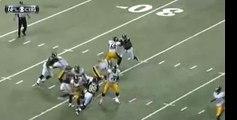 Ben Roethlisberger Injury Pittsburgh Steelers vs St Louis Rams   Big Ben Injury Hurt Knee Injury
