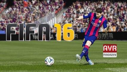 FIFA 16 Ultimate Team gioco di calcio per iPhone iPad e Android - AVRMagazine.com