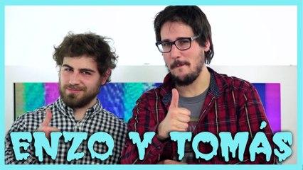 Enzo Vizcaíno y Tomás Fuentes- Revolucionar la red - La Culpa es de Internet
