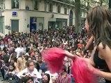 """La Techno Parade sous le signe de l'""""Indépen'danse"""": la Tunisie à la fête"""