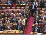 Grèce: le nouveau gouvernement entame des discussions sur la dette avec les banques
