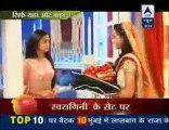 Ragini Ne Shaadi Ke Jode Mein Kiya Ched Jisse Anjaan Hai Swara - 28 September 2015 - Swaragini