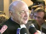 Jacques Chirac, condamné dans l'affaire des emplois fictifs, ne fera pas appel