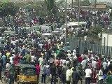 Nigeria: troisième jour de grève générale, l'activité pétrolière menacée