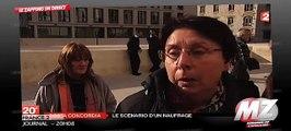 Naufrage du Costa Concordia : des vidéos de l'intérieur du bateau