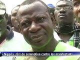 Nigeria: les syndicats suspendent la grève après une concession du pouvoir