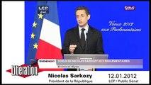 Tics de Sarkozy (Libé Labo)