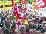 Le 1er mai transformé en un bras-de-fer entre syndicats et Sarkozy