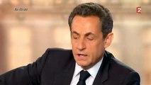 """Nicolas Sarkozy: """"vous voulez moins de riches, je veux moins de pauvres"""""""