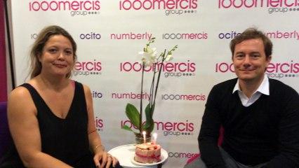 Bon anniversaire 1000Mercis !