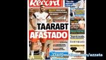 Adel Taarabt viré par Benfica pour une sortie en boîte !